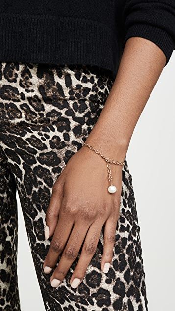 Ariel Gordon Jewelry 14k Lido 吊坠手链