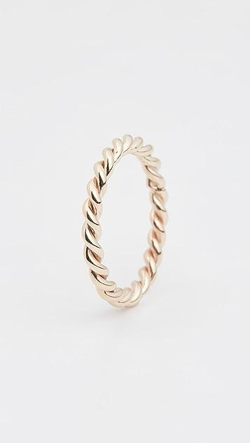 Ariel Gordon Jewelry 14k Twine Ring