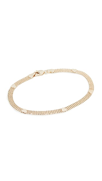 Ariel Gordon Jewelry Sweetheart 手链