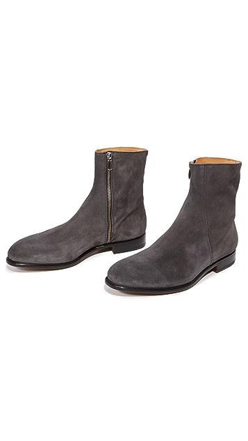 Armando Cabral Sullivan Zip Up Boots
