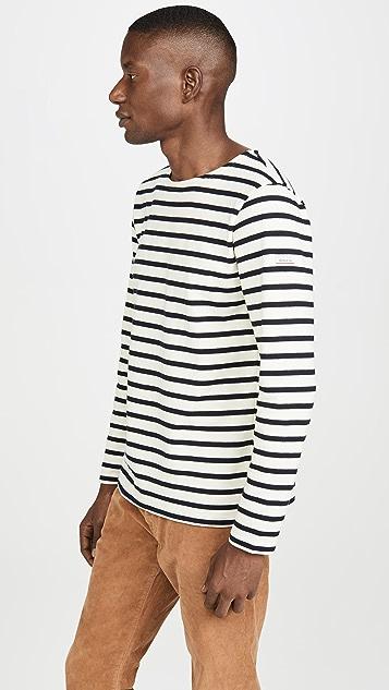 Armor Lux Striped Marinière Aviron T-Shirt