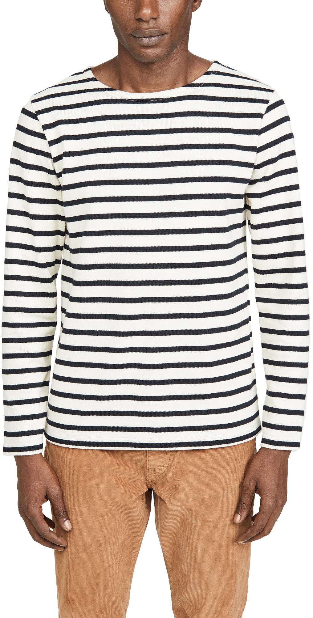 Striped Marinière Aviron T-Shirt