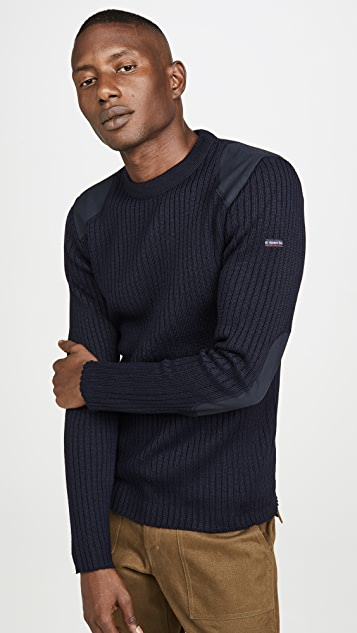 Armor Lux Long Sleeve Binic Pullover