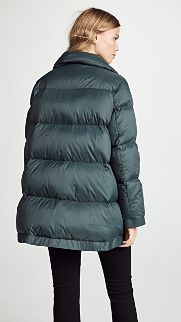 Army By Yves Salomon Ultra Light Puffer