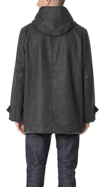 Arpenteur Kabig Duffel Coat