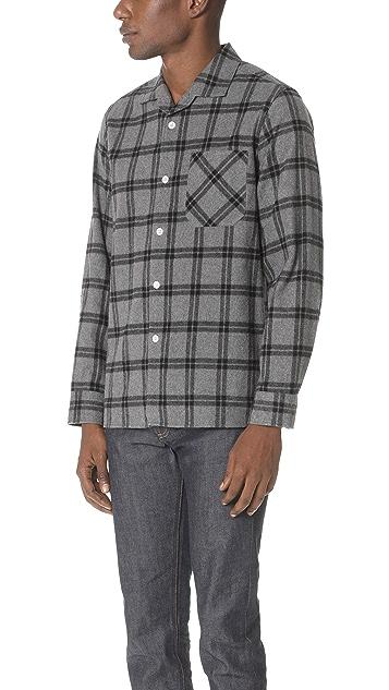 Arpenteur Pyjama Flannel Shirt