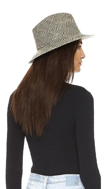 Artesano Clasico Stripes Hat