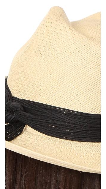 Artesano Шляпа Clasico с двойным шнуром