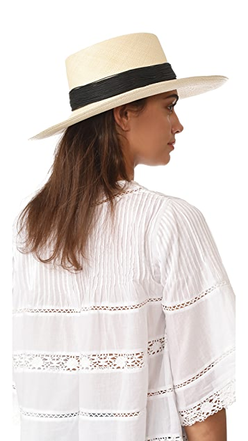 Artesano Polo Double Cord Hat