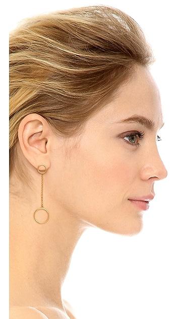 Amber Sceats Judd Earrings