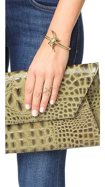 Amber Sceats Tie Me Bangle Bracelet