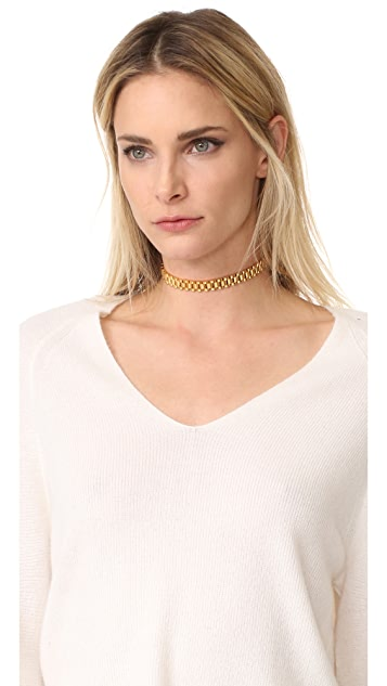 Amber Sceats Selena Choker Necklace
