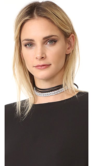 Amber Sceats Erin Choker Necklace