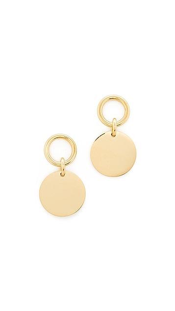 Amber Sceats Oli Earrings