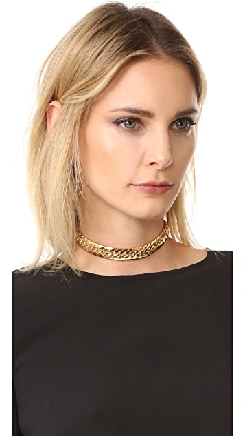 Amber Sceats Claudia Choker Necklace