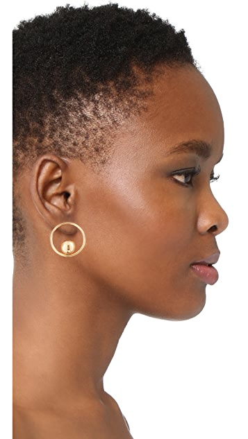 Amber Sceats Oliver Earrings