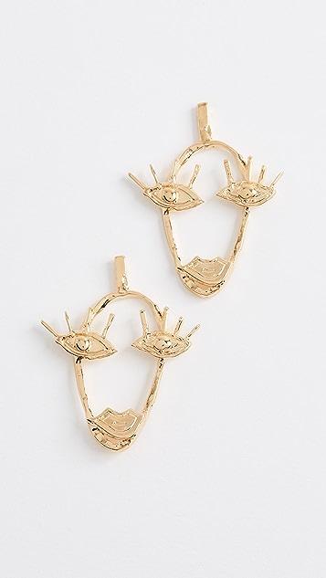 Amber Sceats Aurora Earrings