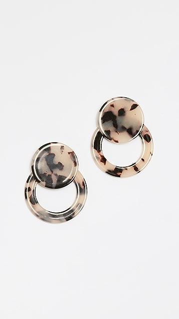 Amber Sceats Akoyo Earrings