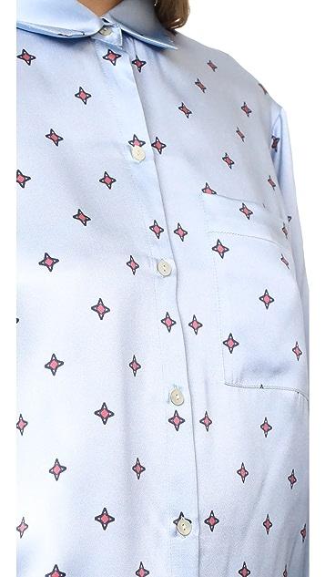 ASCENO Pyjama Top