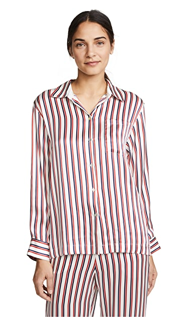 ASCENO Pajama Top