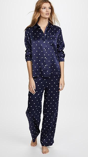 ASCENO Pajama Bottoms