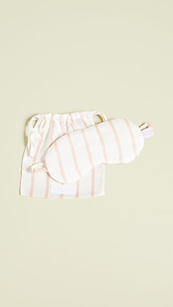 ASCENO Stripe Eye Mask