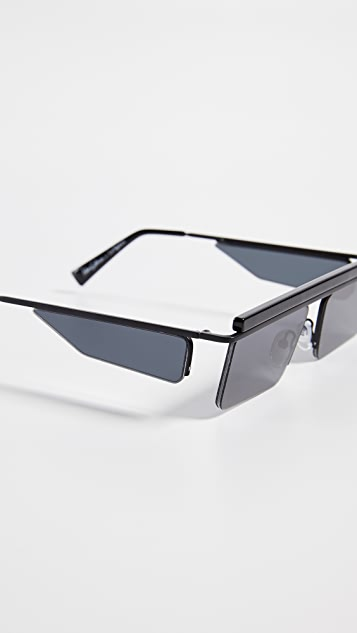 Adam Selman Sport The Flex Sunglasses
