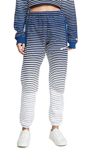 Adam Selman Sport 男/女运动裤
