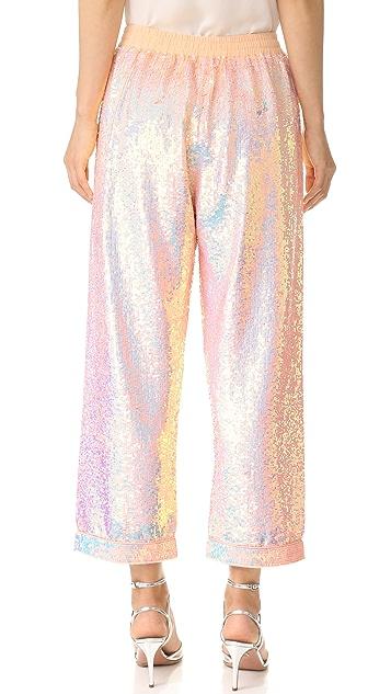 ASHISH Sequin Pajama Trousers