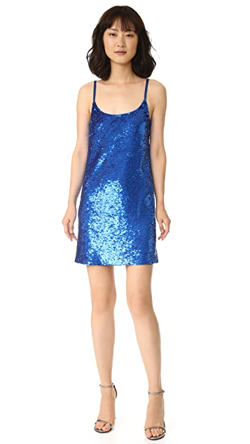 ASHISH Sequin Mini Dress