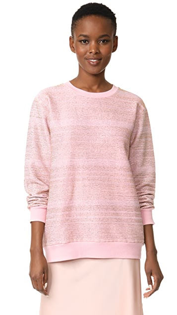 ASHISH Beaded Sweatshirt