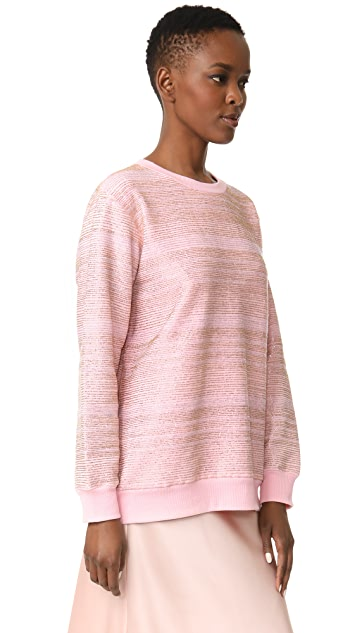 ASHISH Beaded Sweatshirt