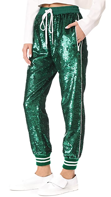 ASHISH Sequin Track Pants