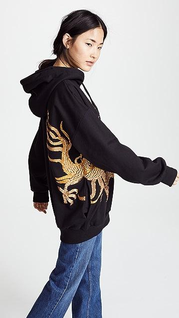 ASHISH Dragon Zardozi Hoodie