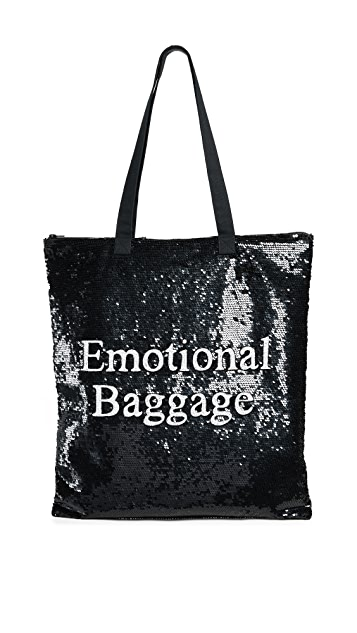 ASHISH Emotional Baggage Tote