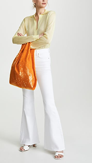 ASHISH Sequin Shopper Bag