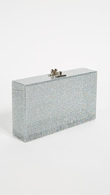 ashlyn'd Ash Holographic Clutch