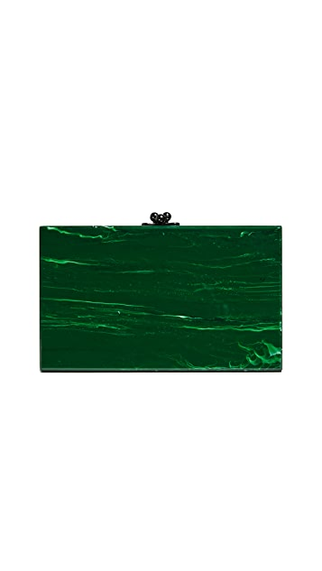 ashlyn'd Ash Malachite Clutch