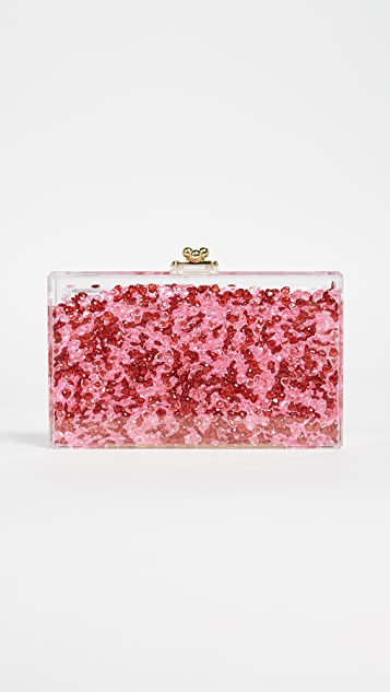 ashlyn'd Heart Shaker Clutch