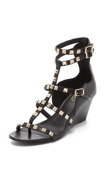 bc9680c635fc Ash Dafne Wedge Sandals ...