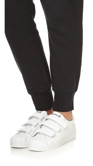 Ash Club Velcro Sneakers