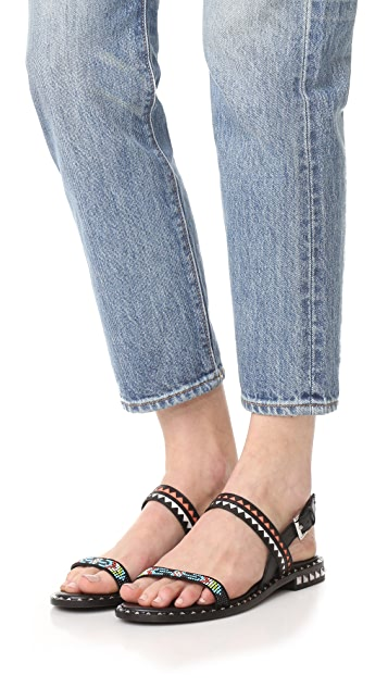 Ash Paco Sandals
