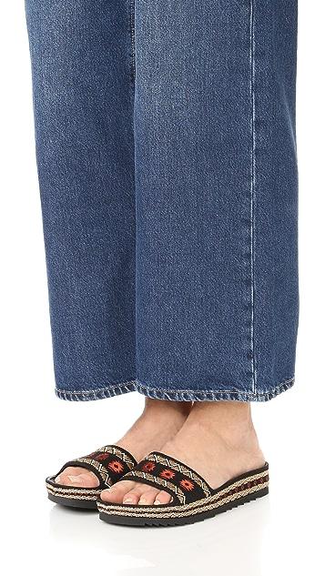 Ash Uma Slide Sandals