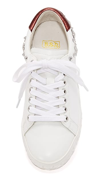 Ash Dazed Studded Sneakers