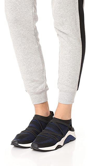 Ash Moby Knit Sneakers