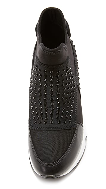 Ash Laser Stone Sneakers