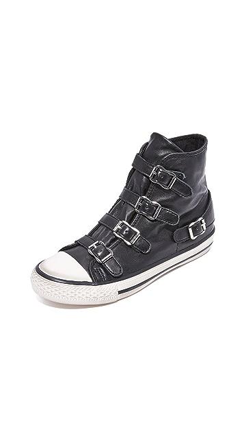Ash Virgin 大号高筒运动鞋
