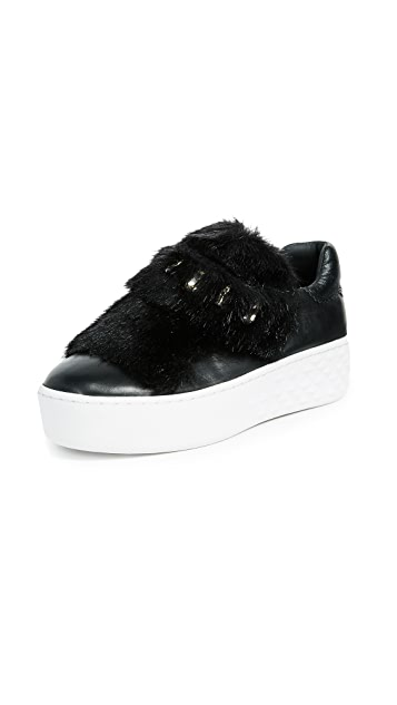 Ash Djin Platform Sneaker