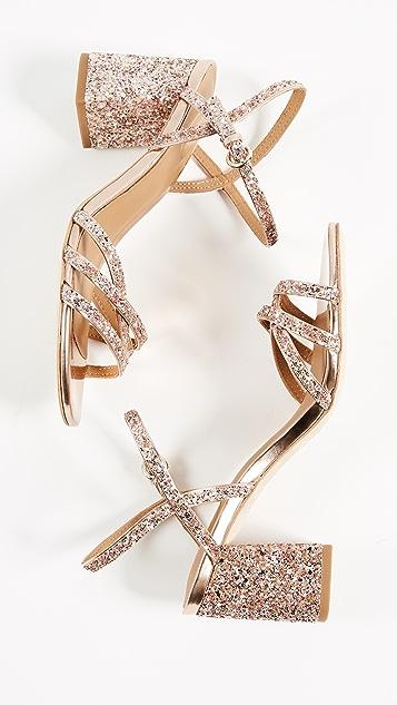 Ash Sparkle Sandals