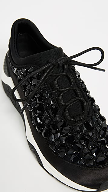 Ash Muse Stone Sneakers